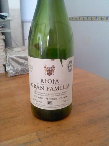 スペインワイン リオハ 赤